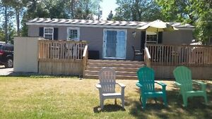McCreary's Beach Resort Waterfront 3 bedroom Mississippi Lake
