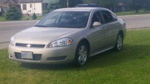 Chevy impala LT fully loaded only 79,000 Km. Certified $15,000