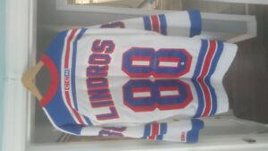 Autographed NHL Jerseys
