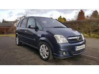 Vauxhall Meriva Breeze Plus 1.3CDTi Diesel * Full Years MOT * DBD CAR SALES