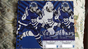 Toronto Maple Leafs Tickets For Sale