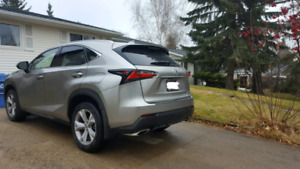 Beautiful condition 2015 Lexus NX 200t Executive package