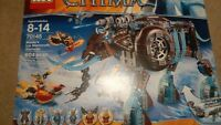 NEW sealed lego set 70145 Maula's Ice Mammoth Stomper