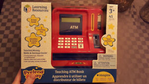 Learning Resources ATM Bank