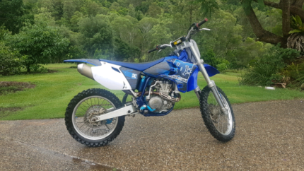 YAMAHA YZ450F 2004 Samsonvale Pine Rivers Area Preview