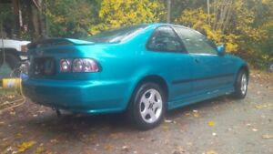 1993 Honda Civic Coupe (2 door)