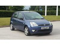2005 Ford Fiesta 1.4 TD Zetec Climate 5dr