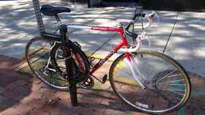 Vintage Norco Road bike