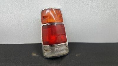 91 92 93 94 95 96 97 ISUZU RODEO DRIVER REAR TAIL LIGHT CHROME BEZEL 8970687431