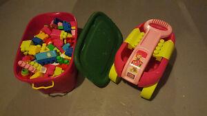 Kids Big Blocks Wagon