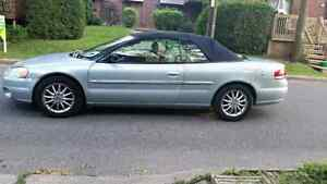 2003 Chrysler Sebring Limited Coupe (2 door)