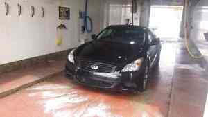 2008 Black Infiniti G37S Coupe 6spd Manual