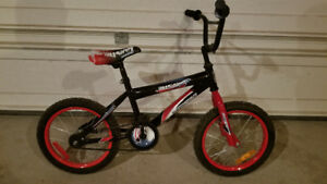 """Boy 16"""" Bike for Sale.   Supercycle Illusion!"""