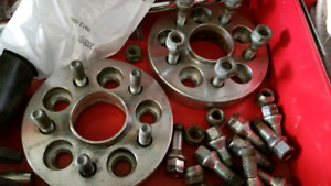 25mm Spacers (pair)