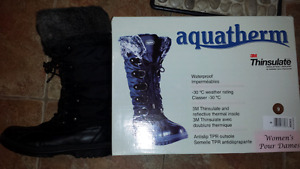 SIZE 9 WOMENS WINTER BOOTS