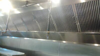 Professional Exhaust hood Cleaning