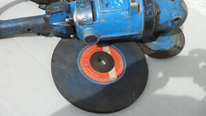 Large HEAVY DUTY 7 Inch Grinder $100. Prince George British Columbia image 4