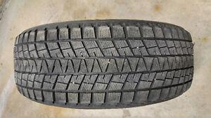 BLIZZAK 235/55R19 Winter Tires 101R Bridgestone Premium Radial