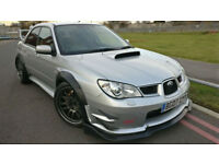 2007 Subaru Impreza 2.5 WRX STI Type UK +++FULLY REBUILT ENGINE+++