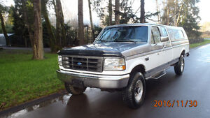 1997 Ford F-250 XL HD Other