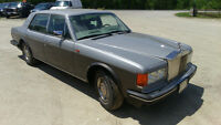 1987 Rolls-Royce Silver Spirit/Spur/Dawn Sedan
