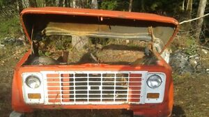 1970 GMC 4500 Series Front Clip
