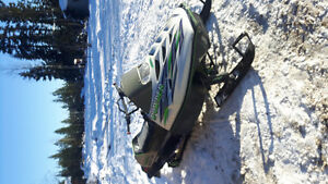 Arctic cat powder extreme 600