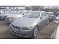 BMW 325 2.5 auto 2007MY i SE coupe