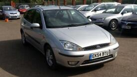 Ford Focus 1.6i 16v Zetec 5dr Immaculate Car Throughout Mot'd History