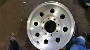 Ford Factory F250 or F350 aluminum wheels - $480