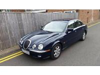 Jaguar S-Type 3.0 V6 SE 4dr LHD LEFT HAND DRIVE 1999 62K SPANISH REGISTERED
