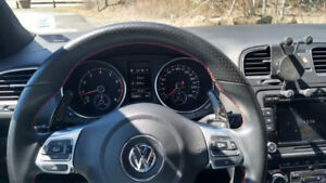 VW Golf/GTi DSG shift lever extensions