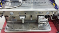 Industrial Double Cappuccino Machine - NOT ON SITE
