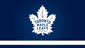 Toronto Maple Leafs GOLDS 1 pr 7 games left