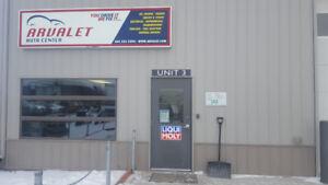 Auto Repair Shop in Transcona