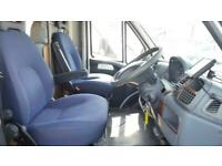 2004/04 FIAT DUCATO WHITE DIESEL 4 BERTH MOTORHOME