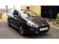 2013 Fiat Punto 1.4 Jet Black with BRIO Pack Manual Petrol Hatchback