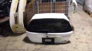 JDM ep3 civic typeR rear hatch with wing k20a honda