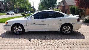 2001 Pontiac Grand Am GT (3.4 Litre Ram Air)