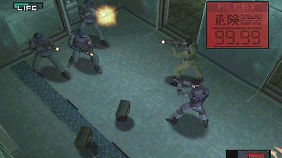 Szene aus Metal Gear Solid