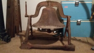 Antique church bell Strathcona County Edmonton Area image 5