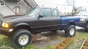 2009 Ford Ranger Pickup Truck