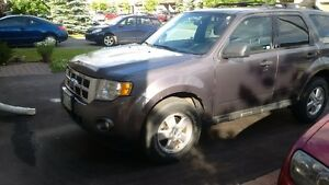 2010 Ford Escape XLT - $8,000