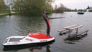 Seadoo 3d stand up and sit down 2004