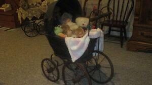 Vintage doll carriage Stratford Kitchener Area image 2