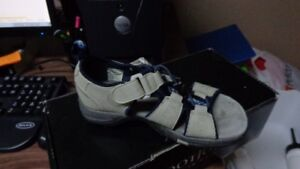 Ladies Golf Sandals $20, Youth Golf Shoes $20 for Sale