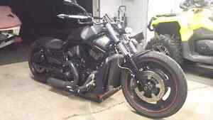 2009 Harley Davidson Night Rod Special (custom)