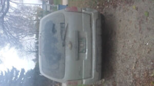 2004 Chevy up lander needs new head gasket selling for parts