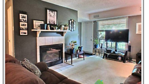 2 bedroom condo- great location- available July 1st
