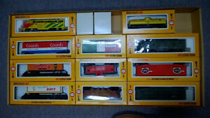 HO Collectable Scale Electric Train Set